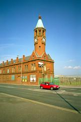 Belfast Gasworks - Frontage 2