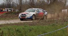 Skoda Octavia WRC (Dag Kirin) Tags: santa rally citroen evolution subaru toyota bmw c2 impreza wrx sti 86 lancer lada mitsubishi ae skoda octavia domenica fabia x5 samobor savrscak