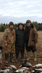 Geese Hunting In Estonia
