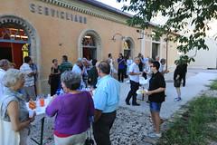 Gathered at Casa della Memoria
