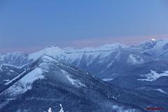 IMG_5474 (Pfluegl) Tags: schnee winter sunset wallpaper mountain snow mountains alps salzburg berg austria evening abend österreich sonnenuntergang christian berge alpen gaisberg hintergrund pfluegl pflügl chpfluegl christianpflügl