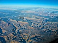 Grand Canyon Series 3 (b737yyc) Tags: arizona flying sandstone grandcanyon nevada redrock b737 takenatwork