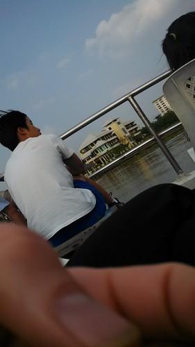 Bankok river cruise
