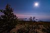 K7_19657 (Bob West) Tags: longexposure nightphotography moon lighthouse ontario beach night lakeerie greatlakes moonlight nightshots startrails k7 erieau southwestontario bobwest pentax1224