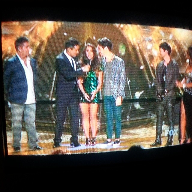 Alex and Sierra won tue X Factor! !!!