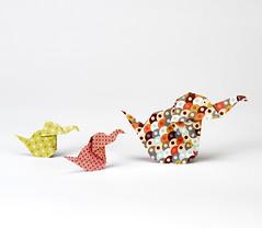 Origami création - Didier Boursin - Éléphant