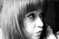 DSC00153 (Lola Massotti) Tags: red portrait brown color girl beautiful smile hair nose rojo hands chica sensitive retrato lips preciosa mano cry boca guapa risa nariz selfie tenue