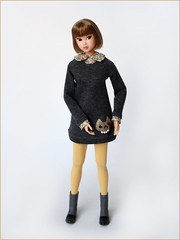 Vivian (yoshi_lapoo) Tags: doll vivian ccs sekiguchi momoko blackandbrown petworks aeyou