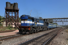 11385 Londa 2 (Youth With) Tags: travel india train indian railways dlw alco irfca