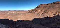 Panorama sahara (Ryoushi no syokubutsuen) Tags: art sahara nature landscape desert arabic berber marocco marrakech magrib almagrib medrassa