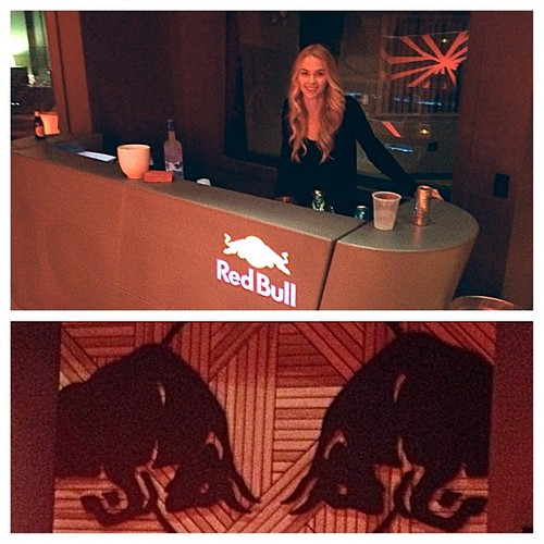 LOVE Redbull HQ! Happy Friday everyone! Be safe this Grammy weekend!!!! #events #staffing #bartenders #200ProofLA #200Proof