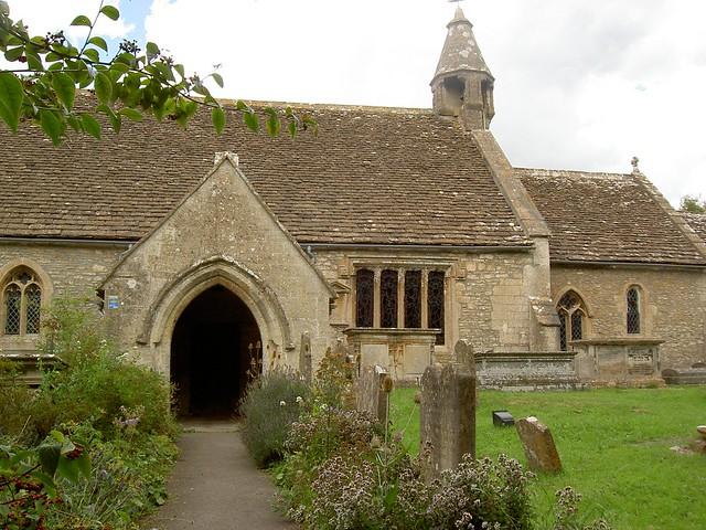 Biddestone Church
