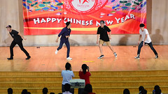 CNY Celebration @ Bowen Sec (Jake Wang) Tags: new school hall singapore break dancers year chinese performance celebration cny bowen secondary sec sch