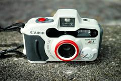 Canon Sure Shot A-1 (aloha_bigmike) Tags: film 35mm hawaii fujifilm bigisland hilo waterproof