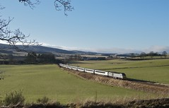 43311 Gleneagles (jbg06003) Tags: train scotrail eastcoast hst gleneagles 254