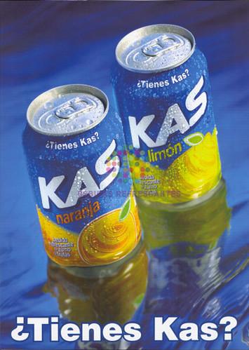 Kas naranja y limón. 2006