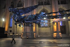 Xu Bing Phoenix (Trish Mayo) Tags: art phoenix installation stjohnthedivine cathedralofstjohnthedivine xubing thebestofday gnneniyisi