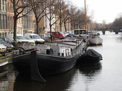 Amsterdam, Schepen Prinsengracht (Arthur-A) Tags: netherlands amsterdam canal ship nederland houseboat gracht schip woonboot