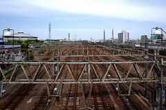 Kasadera Station, Minami-ku, Nagoya (kinpi3) Tags: japan nagoya gr