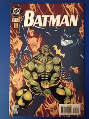 Batman #521 (sheriffdan10) Tags: magazine comics dc flash superman comicbook superhero batman comicbooks dccomics superheroes greenarrow martianmanhunter superheroine