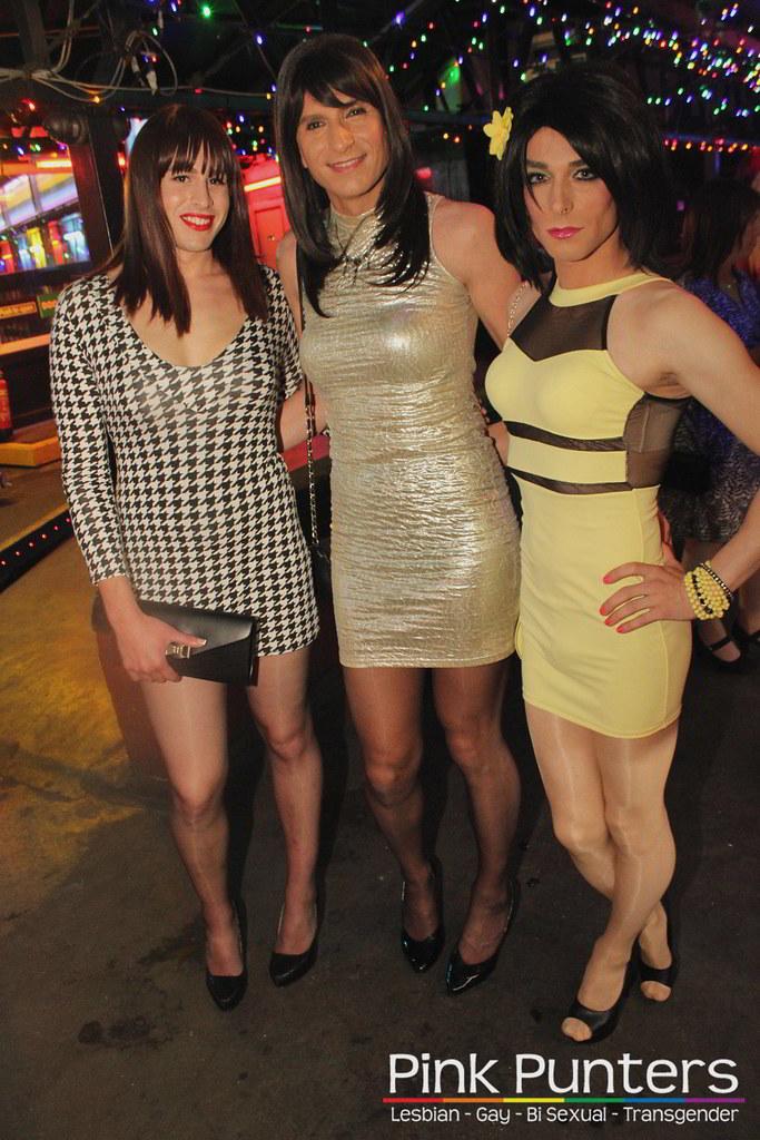 Lesbian club in la, double pussy video