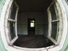 Fisheye window