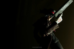 DSC09803-1.jpg (maxtrese) Tags: toy figure hellsing alucard kaiyodo revoltech yamaguchikatsuhisa