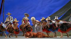 Celine Gittens, Tzu-Chao Chou (plus artists of the company) (DanceTabs) Tags: dance ballet brb birminghamroyalballet dancers classocalballet shakespeare