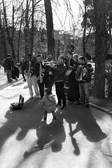 The band (Julin del Nogal) Tags: band music musicians msicos parque park people
