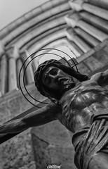 INRI (CREE PING) Tags: tarragone espagne inri christ jsus canon canon7d creeping