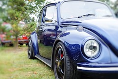 VW Beetle on a classic car meeting. I have discovered no dirt. Image 1 (detlefgabriel17) Tags: car vw volkswagen beetle oldtimer oldtimermeeting oldtimertreffen