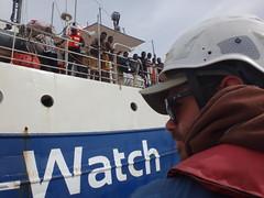 DSC02735 (Brainbitch) Tags: seawatch refugees safepassage mediterranen flüchtlinge menschenrechte humanrights libyen libya mittelmeer