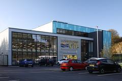 Dortech.co.uk Scarborough UTC (jamesutherland) Tags: curtainwall windows doors glazing contemporaryglazing glass