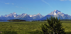 USA -  Grand Tton (AlCapitol) Tags: usa park grandteton nikon d800 mountain lac lake