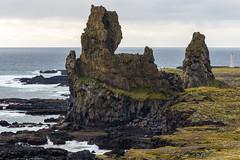 Londrangar (Photocedric) Tags: snfellsnes peninsula islande iceland ocean sea snfellsnes is