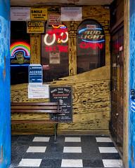 SF 2016-23 (wpitts1964) Tags: sf bar gangwaybar gay oldest sanfrancisco tenderloin turkst