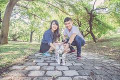 IMG_0072 (Kevin---007) Tags: couple cat pard green grass por portrait