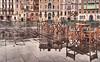 wet (poludziber1) Tags: city colorful cityscape street skyline water chair italia italy river venice venezia europe green urban travel old challengeyouwinner