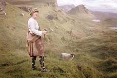 Cousin Lorna McWeevil (Apionid) Tags: kilt selfportrait scottish standrewsday werehere hereios nikond7000 gimp 366the2016edition 3662016 day335366 30nov16 outrageouslies