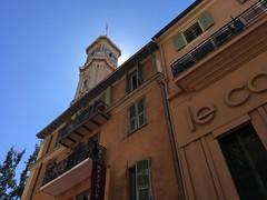 Nice, France (Shaun Smith-Milne) Tags: nice france upshot clock tower clocktower urban