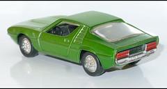 ALFA ROMEO Montreal (2097) NOREV L1120680 (baffalie) Tags: auto voiture car coche miniature diecast toys jeux jouet ancien vintage classic italia old