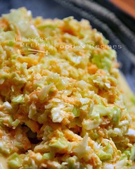 Coleslaw (Hungry Peepor) Tags: coleslaw chilled cabbage carrot dressing western vegetable