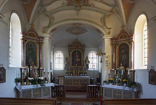 St.Sebastian Aschering