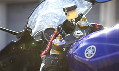 Close Up | Yamaha R6 (dalil.azzouzi) Tags: sportbike yamaha r6 supersport lovethisbike ridingislife