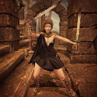 {Blog 106} Goddess of War