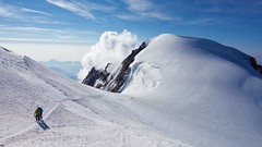 Hiking in Monte Rosa, Italy (dwief) Tags: monterosa piramide vincent monte rosa alpinism