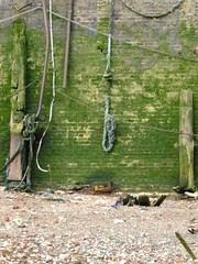 Mooring Ropes (failing_angel) Tags: 020416 london thames foreshore cityoflondon