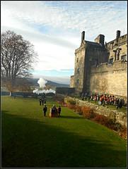 21 gun salute (juzzie_snaps) Tags: castle