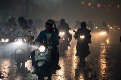 Phuket town,Thai (gasdust) Tags: phuket thai night motorbike light street ilce7s sony ソニー sigma シグマ プーケット タイ バイク art 24105mm f4 α7s