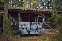 DSC_3598 (Unknown Explorer from Finland) Tags: hyltty kirkkonummi urbanexploration abandoned finland sauna suomi